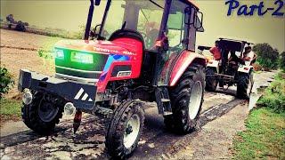 New Holland 3630 vs Arjun novo 605 tractor tochan