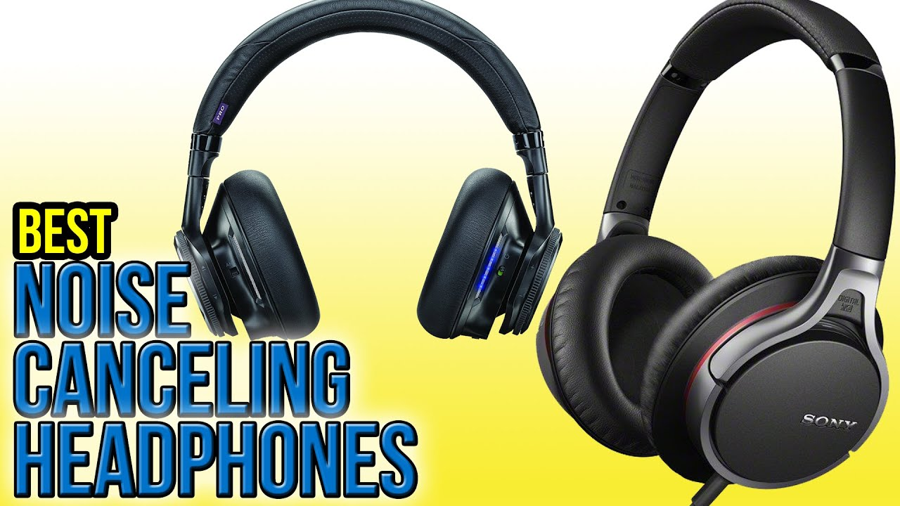What are some good noise-cancelling headphones?