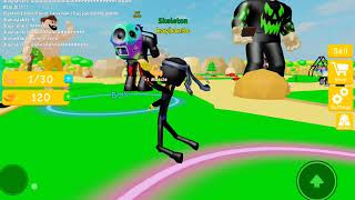 Roblox I'm the name Fagbemi so just a Roblox game!