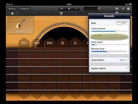 tutorial smart guitar garage band ipad rebus multimedia edida youtube. Black Bedroom Furniture Sets. Home Design Ideas