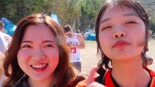 KORELİ ve JAPONLARIN FARKI? | Erasmus ile İzmir Kampı | Japon Hamza