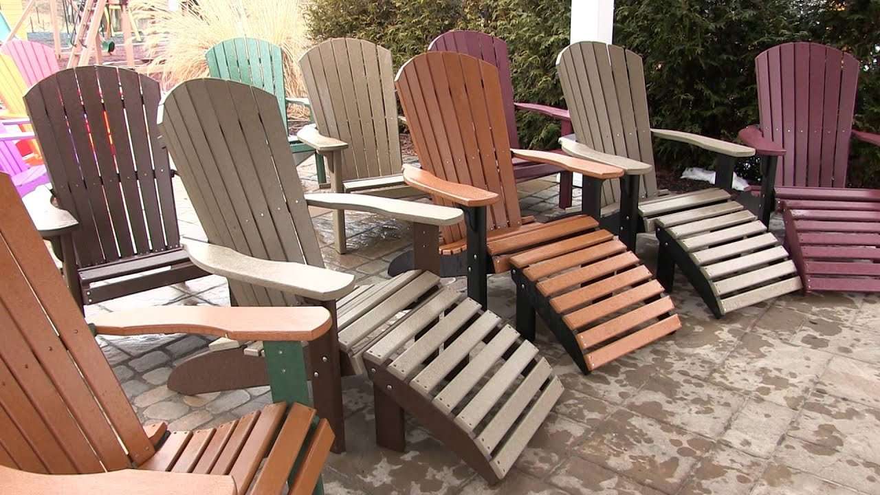 Why Everyone Buys Poly Patio Furniture   Green Acres Outdoor Living