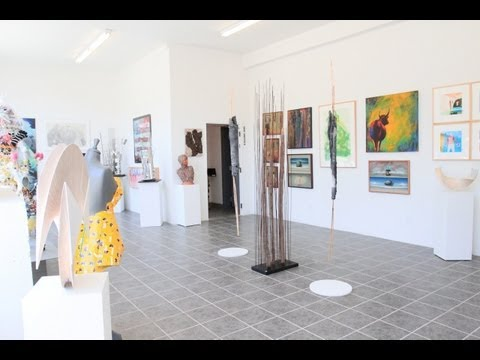 Pop Up Art Bethel - Contemporary Pop Up Art Gallery Reception - Mini Documentary