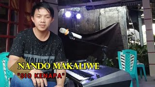 Sio Kenapa # Nando Makaliwe # Live Recording # MSSC # Electone #