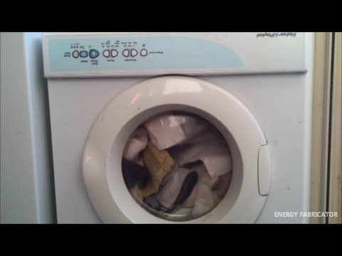 How To #8.2 - Repair A Clothes Dryer [Part 2 - Repairs & Reassembly]