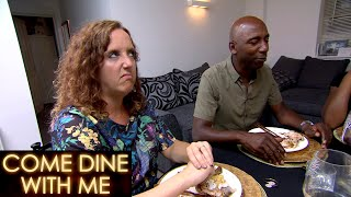 Laura Shares Her Strange Beard Story | Come Dine With Me