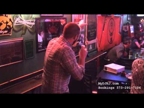 Missouri karaoke with DJ Craig