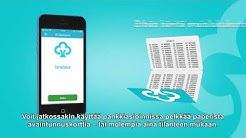 Säästöpankki Tunnistus  -tunnistussovellus I Säästöpankkiryhmä