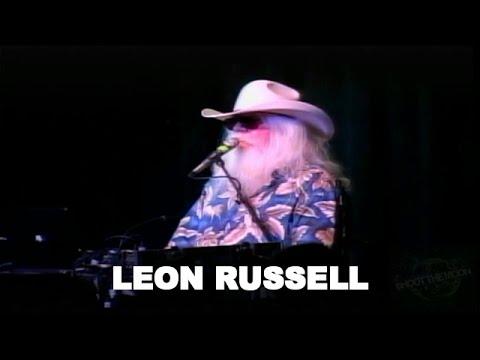 LEON RUSSELL Live Full Set (Multi Camera) April 2008 Greensboro, NC