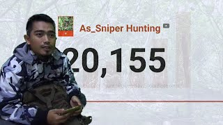 20.000 Subscriber‼️As_Sniper Hunting