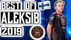 Best of Aleksib 🔥🔥🔥 - ENCE Aleksib Highlights 2019 🇫🇮