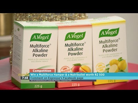 Multiforce : Are you suffering from too much Acidity