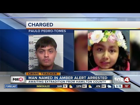 Suspect in Fort Myers Amber Alert being held in north Florida