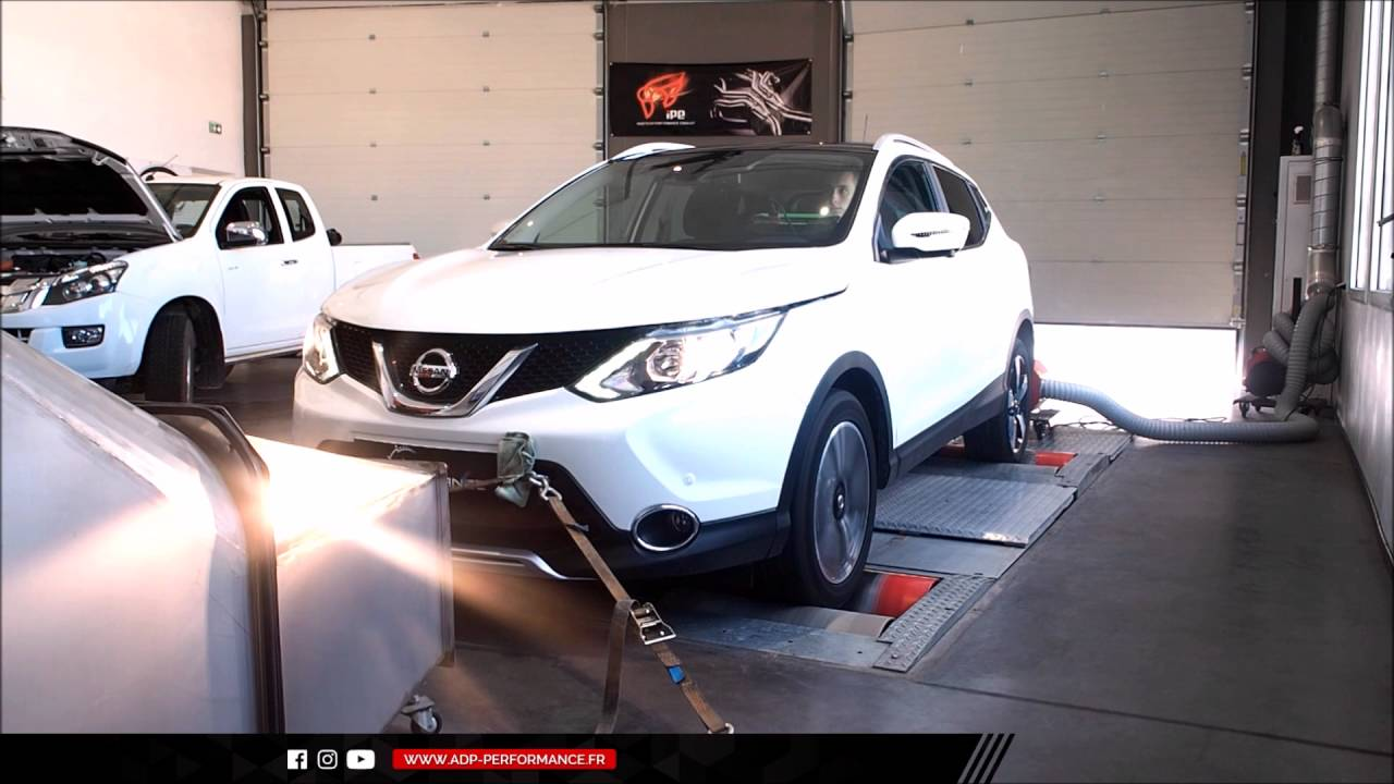 reprogrammation moteur nissan qashqai 1 6 dci 130 160 ps adp performance youtube. Black Bedroom Furniture Sets. Home Design Ideas