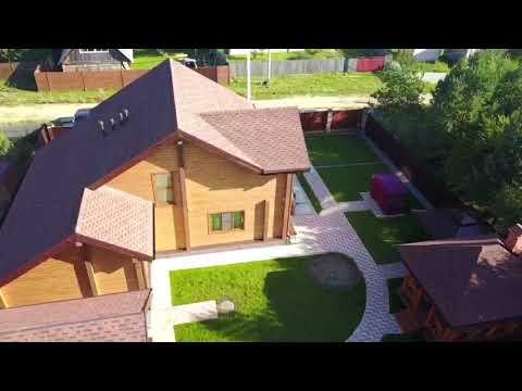 Строительство домов из клеёного бруса в Иркутске смотреть видео онлайн