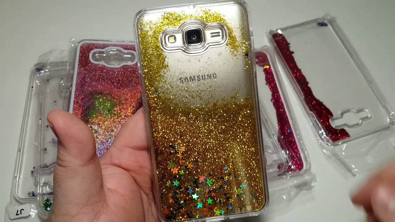 Чехол Samsung Galaxy J2 Prime G532 Gecko Transparent-Glossy Black S-G-SGJ2PR-BL