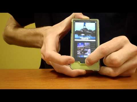 How To: Reset a Zune HD.    Super Easy and Fast Trick for Unfreezing (8GB, 16GB, 32GB, 64GB)