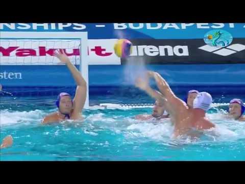 Water polo Удар по воротам 263