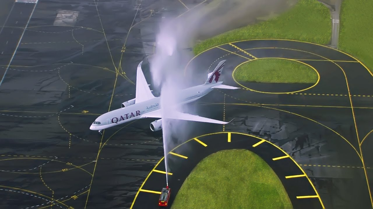 Resultado de imagem para Qatar Airways Inaugural Flight to Adelaide with our Airbus A350 Qatar Airways