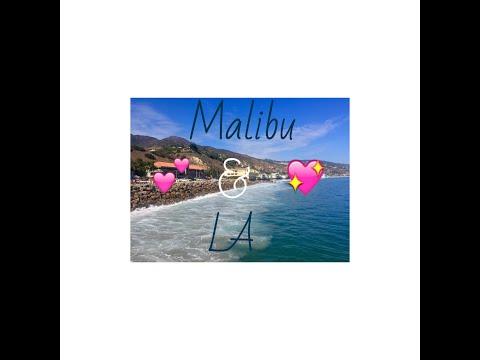 Vlog: Malibu & LA