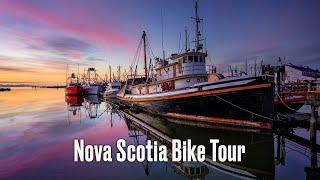 Nova Scotia Bike Tour