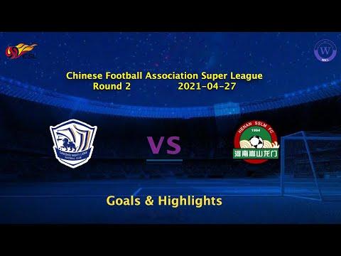 Cangzhou Henan Jianye Goals And Highlights