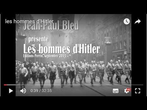 Les hommes d'Hitler.