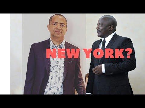 MOISE KATUMBI A T'IL RENCONTRE JOSEPH KABILA A NEW YORK?