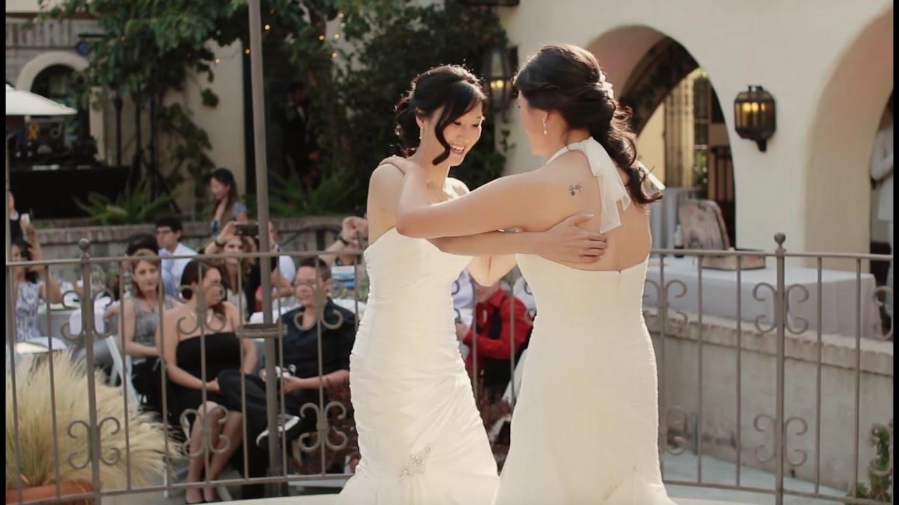 Wedding Highlight Film Tracy and Olivia - YouTube