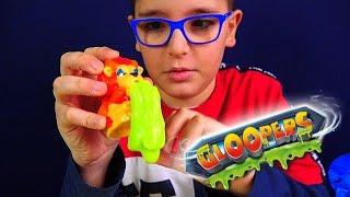 MOSTRI RISUCCHIA SLIME - GLOOPERS - Leo Toys