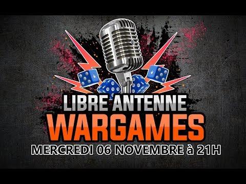 CTV Live - La libre antenne du Wargames #1