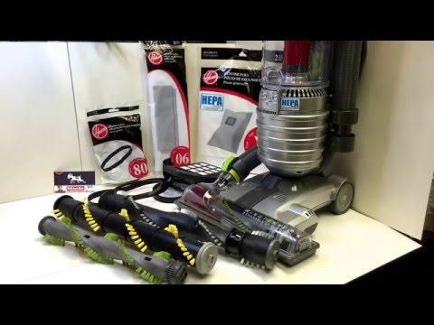 Hoover Vacuum Parts & Hoover vacuum repair service center. Authorized warranty store.