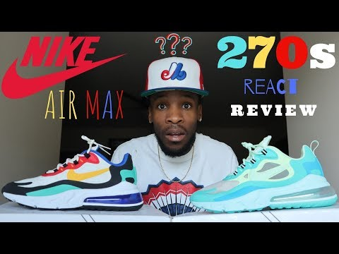 "early-review!!-nike-air-max-270-react-""bauhaus-&-hyper-jade""-must-watch!!"