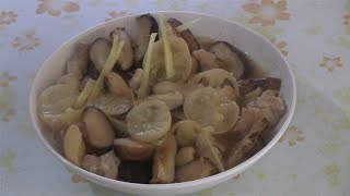 Chinese Steamed Lemon Chicken (Boneless Chicken Recipe)  Traditional Chinese Cooking