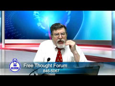 The Free Thought Forum (May 9th, 2017)