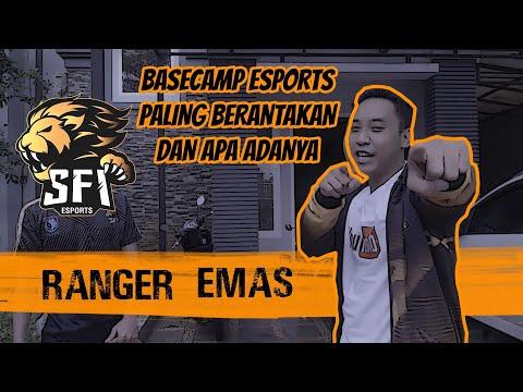 [ASLI PARAH!] Basecamp Tim Esports Paling Berantakan! - Basecamp Season 2 Episode 6: SFI Esports