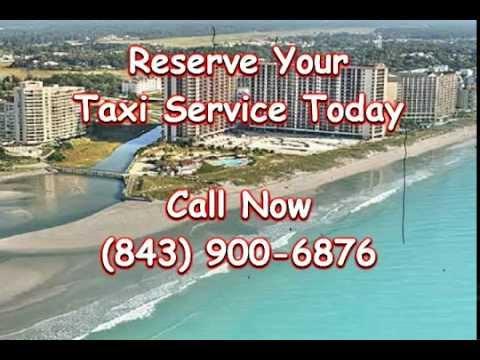 Taxi Service North Myrtle Beach SC - (843) 900-6876