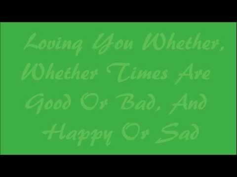 Al Green- Let's Stay Together (Lyrics)