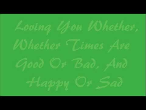 Al Green- Let's Stay Together (Lyrics)