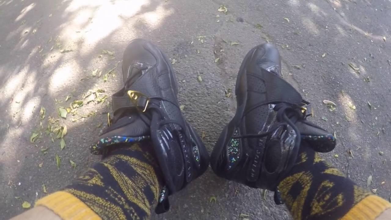 b1df23e3ae8 Air Jordan 8s (Confetti) - YouTube