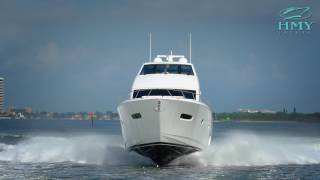 2017 Viking Yachts 75 Motor Yacht For Sale With HMY