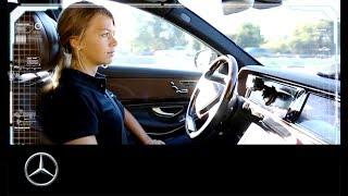 Autonomes Fahren mit Mercedes-Benz.