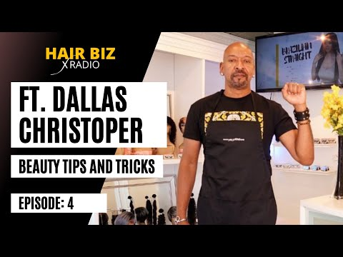 Episode 4: Interview with Paul Mitchell National Educator Dallas Christopher