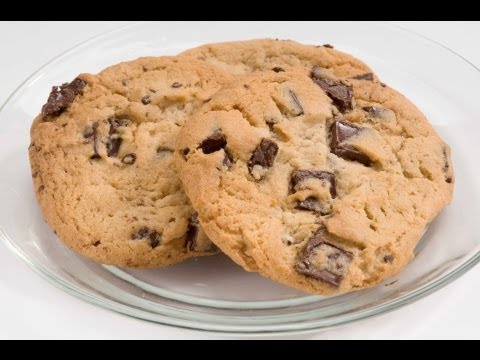 Chocolate Chip Cookies las autenticas receta