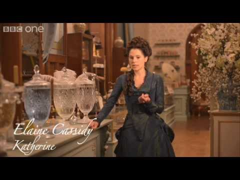Elaine Cassidy explains Katherine's new life - The Paradise - Series 2 - BBC One