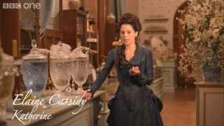 Elaine Cassidy explains Katherine's new life - The Paradise - Series 2 - BBC One