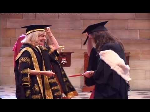 SYDNEY UNIVERSITY GRADUATION CEREMONY (24th April 2013)