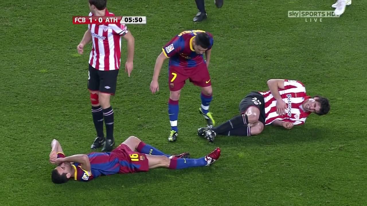 barcelona vs athletic bilbao la liga 20-02-2011- 720p ...