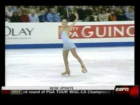 2007 World Championships FS- The Lark Ascending(ESPN)