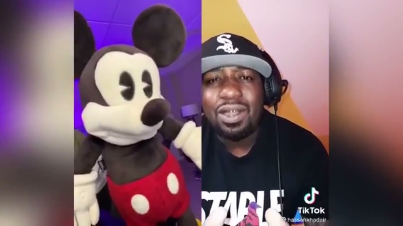 Download Mickey Mouse REACTS on Tiktok Compilation Part 3 (@HassanKhadair)